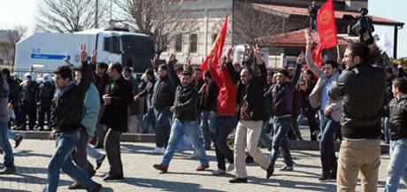 Newroz coşkusu yasak dinlemedi! galerisi resim 19