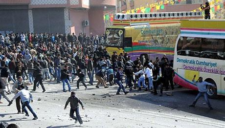 Newroz coşkusu yasak dinlemedi! galerisi resim 2