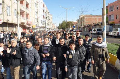 Newroz coşkusu yasak dinlemedi! galerisi resim 22