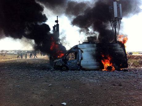 Newroz coşkusu yasak dinlemedi! galerisi resim 25