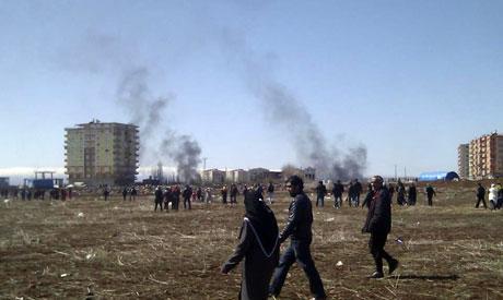 Newroz coşkusu yasak dinlemedi! galerisi resim 28