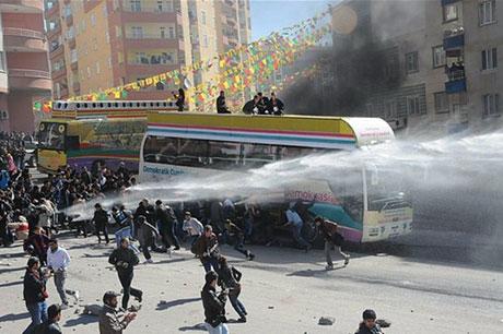 Newroz coşkusu yasak dinlemedi! galerisi resim 3