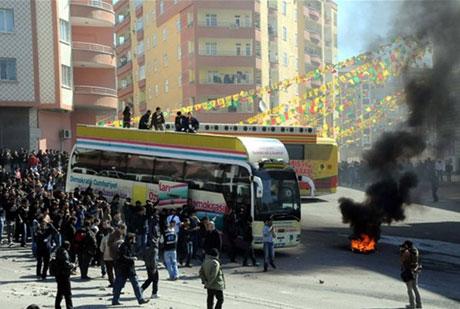 Newroz coşkusu yasak dinlemedi! galerisi resim 4
