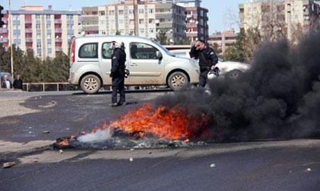 Newroz coşkusu yasak dinlemedi! galerisi resim 42
