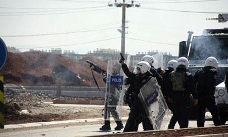 Newroz coşkusu yasak dinlemedi! galerisi resim 43