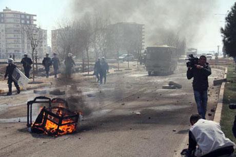 Newroz coşkusu yasak dinlemedi! galerisi resim 46