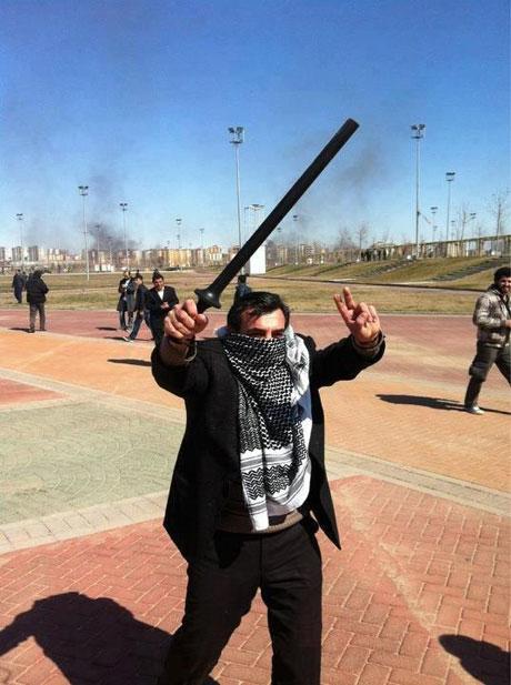 Newroz coşkusu yasak dinlemedi! galerisi resim 53