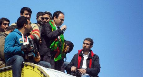 Newroz coşkusu yasak dinlemedi! galerisi resim 57
