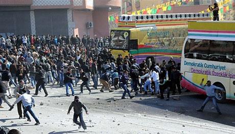 Newroz coşkusu yasak dinlemedi! galerisi resim 6