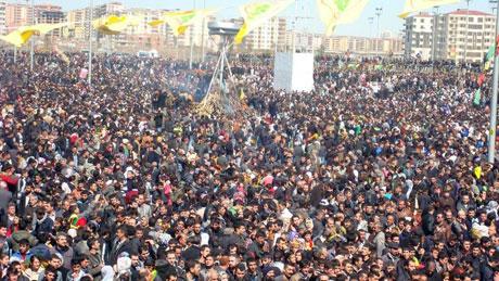 Newroz coşkusu yasak dinlemedi! galerisi resim 61