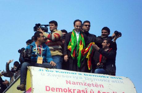 Newroz coşkusu yasak dinlemedi! galerisi resim 62