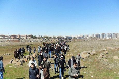 Newroz coşkusu yasak dinlemedi! galerisi resim 63