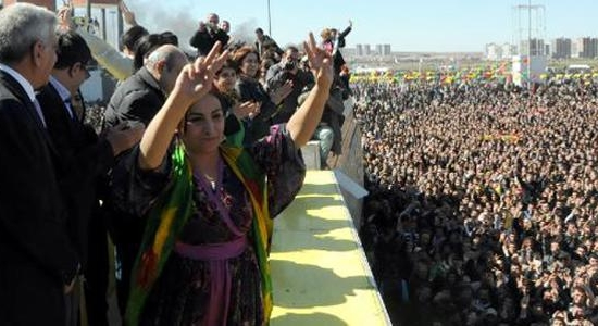 Newroz coşkusu yasak dinlemedi! galerisi resim 65