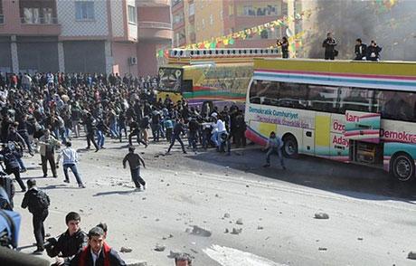Newroz coşkusu yasak dinlemedi! galerisi resim 7