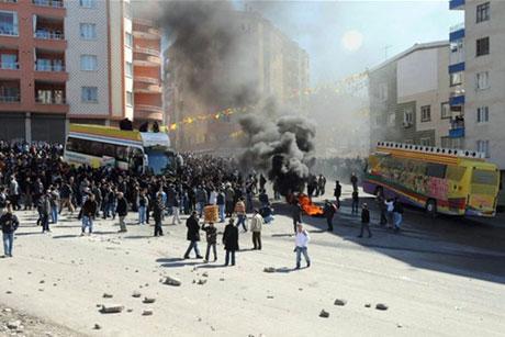 Newroz coşkusu yasak dinlemedi! galerisi resim 8