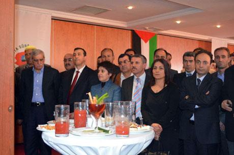 Sur Belediyesi Ramallah ile kardeş oldu galerisi resim 9