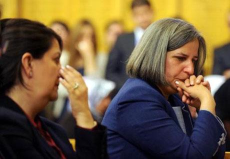BDP Grubu'nda gözyaşları sel oldu galerisi resim 1