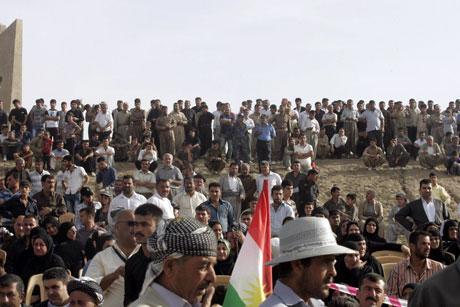 730 Enfal kurbanın kemikleri Kürdistan'da galerisi resim 11