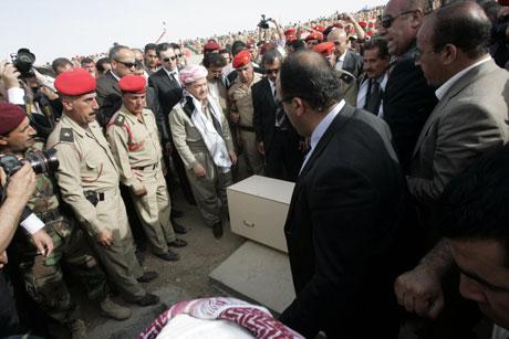 730 Enfal kurbanın kemikleri Kürdistan'da galerisi resim 12