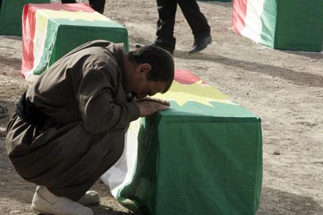 730 Enfal kurbanın kemikleri Kürdistan'da galerisi resim 15