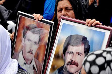 730 Enfal kurbanın kemikleri Kürdistan'da galerisi resim 2