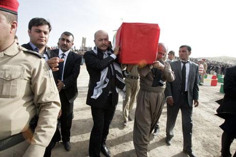 730 Enfal kurbanın kemikleri Kürdistan'da galerisi resim 22