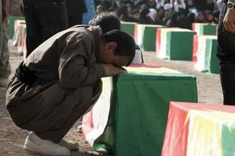730 Enfal kurbanın kemikleri Kürdistan'da galerisi resim 23
