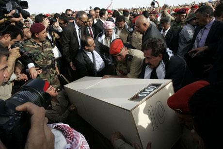 730 Enfal kurbanın kemikleri Kürdistan'da galerisi resim 28
