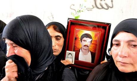 730 Enfal kurbanın kemikleri Kürdistan'da galerisi resim 3