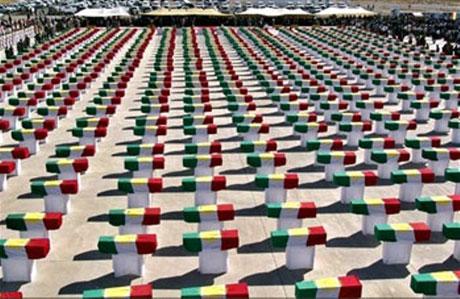 730 Enfal kurbanın kemikleri Kürdistan'da galerisi resim 32