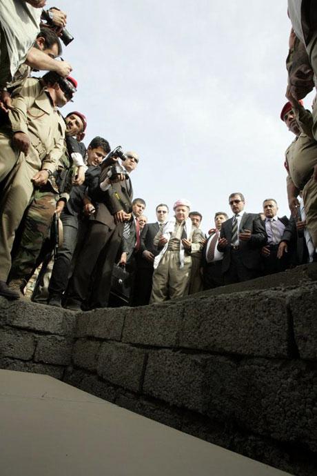 730 Enfal kurbanın kemikleri Kürdistan'da galerisi resim 34