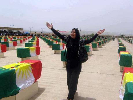 730 Enfal kurbanın kemikleri Kürdistan'da galerisi resim 37