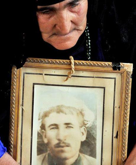 730 Enfal kurbanın kemikleri Kürdistan'da galerisi resim 4