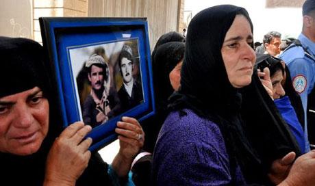 730 Enfal kurbanın kemikleri Kürdistan'da galerisi resim 41