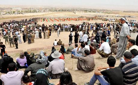 730 Enfal kurbanın kemikleri Kürdistan'da galerisi resim 50