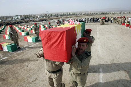 730 Enfal kurbanın kemikleri Kürdistan'da galerisi resim 8