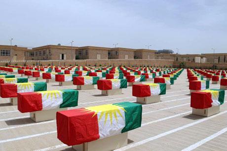 730 Enfal kurbanın kemikleri Kürdistan'da galerisi resim 9