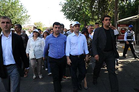 Diyarbakır savaş alanına döndü galerisi resim 103