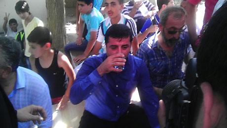 Diyarbakır savaş alanına döndü galerisi resim 35