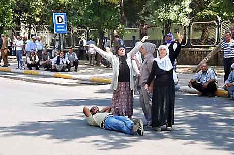 Diyarbakır savaş alanına döndü galerisi resim 39