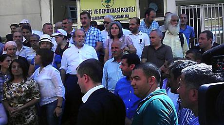 Diyarbakır savaş alanına döndü galerisi resim 43