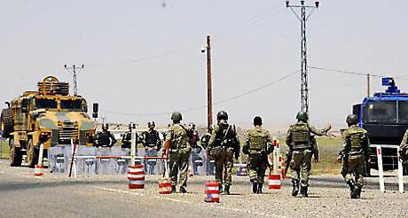 Diyarbakır savaş alanına döndü galerisi resim 46