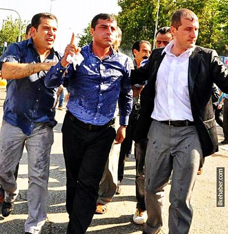 Diyarbakır savaş alanına döndü galerisi resim 49