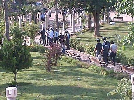 Diyarbakır savaş alanına döndü galerisi resim 56