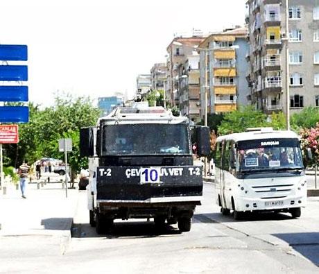 Diyarbakır savaş alanına döndü galerisi resim 7