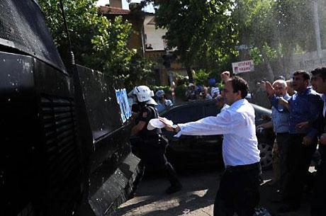 Diyarbakır savaş alanına döndü galerisi resim 80