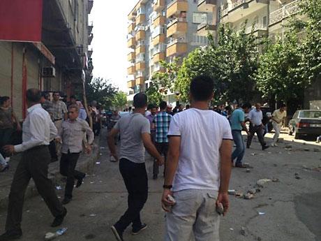 Diyarbakır savaş alanına döndü galerisi resim 90