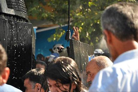 Diyarbakır savaş alanına döndü galerisi resim 95