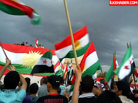 Kürtler Kobani'de yönetime el koydu galerisi resim 1
