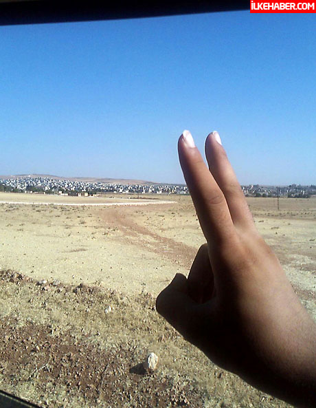 Kürtler Kobani'de yönetime el koydu galerisi resim 14